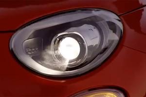 Detalhe do Fiat 500X (Foto: Divulgação)