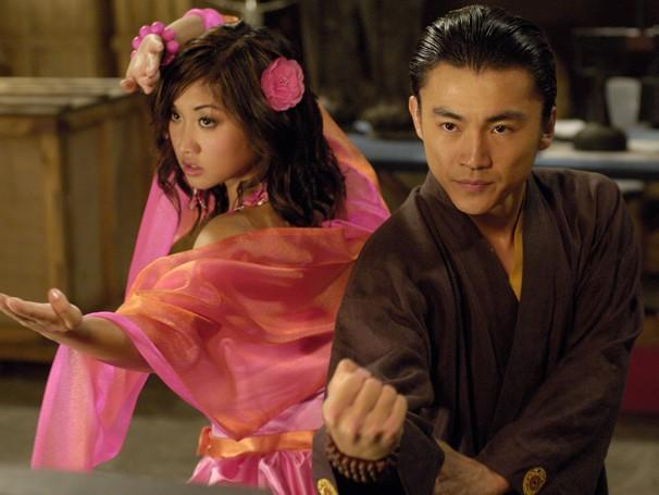 Wendy Wu só queria ser a rainha do baile mas acaba em luta contra o mal  (Foto: Divulgação / Reprodução)