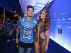 Sabrina Sato e Lucas Lucco são vistos juntos em hotel no Rio
