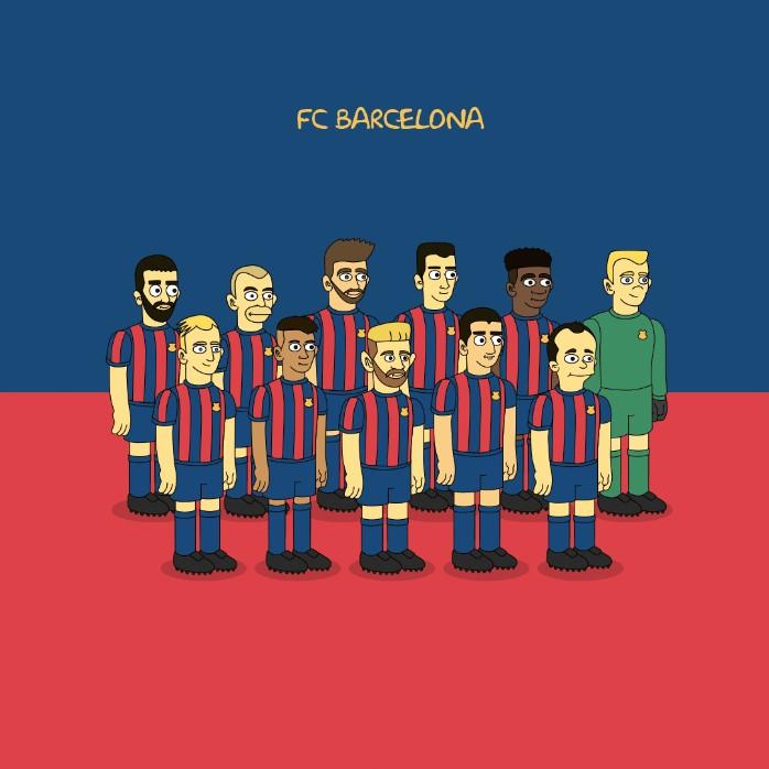 Barcelona Simpsons