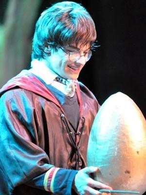 Peça Harry Potter em Cuiabá (Foto: Divulgação/Ballet Denise França)