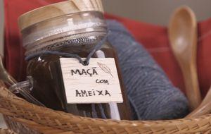 Como fazer geleia caseira de maçã com ameixa