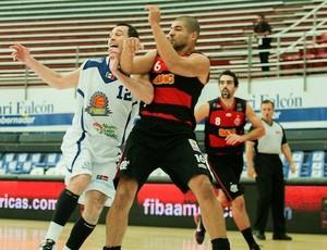 Olvinha anotou 15 pontos e nove rebotes (Foto: Samuel Vélez/ FIBA Américas )