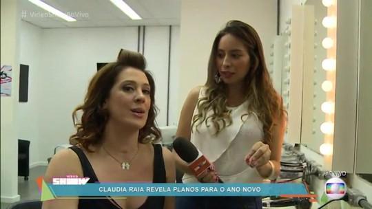 Claudia Raia revela como será encontro de Salete em 'A Lei': 'Em um carro amarelo'