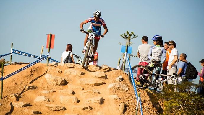 Frederico Mariano conquista título nacional de MTB XCO em Cotia (Foto: Frederico Mariano/Arquivo Pessoal)