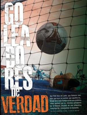 Capa matéria El Gráfico (Foto: Reprodução)
