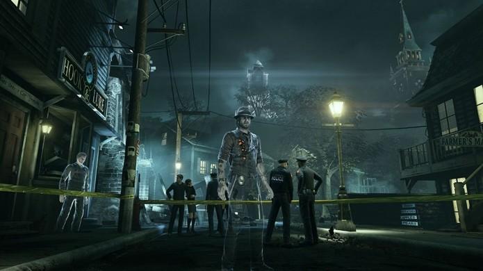 Os bons gráficos de Murdered: Soul Suspect estabelecem uma boa atmosfera (Foto: shacknews.com)