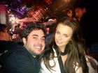 Veridiana Freitas e herdeiro de rede de varejo se veem desde o ano passado