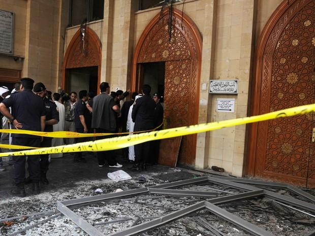 mesquita kuwait (Foto: Amine Ben Aziza/Reuters)