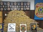 Polícia prende 2 com mais de 300 kg de droga em cidade de Mato Grosso