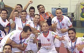 Inscrições abertas para 17ª edição da Copa Centro América de Futsal