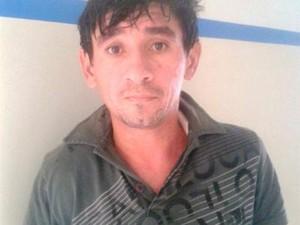 Antonio Mariano Alves da Silva foi preso após sofrer um acidente e ser internado em um hospital em Palmas (Foto: Divulgação/SSP TO)