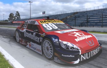 Xandinho Negrão volta à Stock Car na etapa de Curitiba deste fim de semana