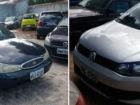Polícia apreende carros utilizados por suspeito de estelionato em Maceió