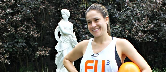 Fernanda Gentil funcional euatleta (Foto: Igor Christ/Eu Atleta)