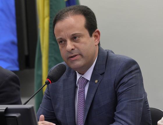 O deputado André Moura (PSC-SE) (Foto: Wilson Dias/Agência Brasil)