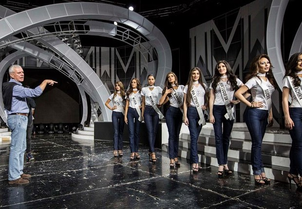 Concurso de Miss Venezuela (Foto: EFE)