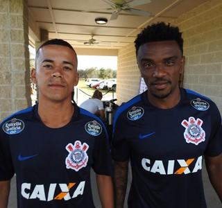 Luidy Paulo Roberto Corinthians (Foto: Marcelo Braga)