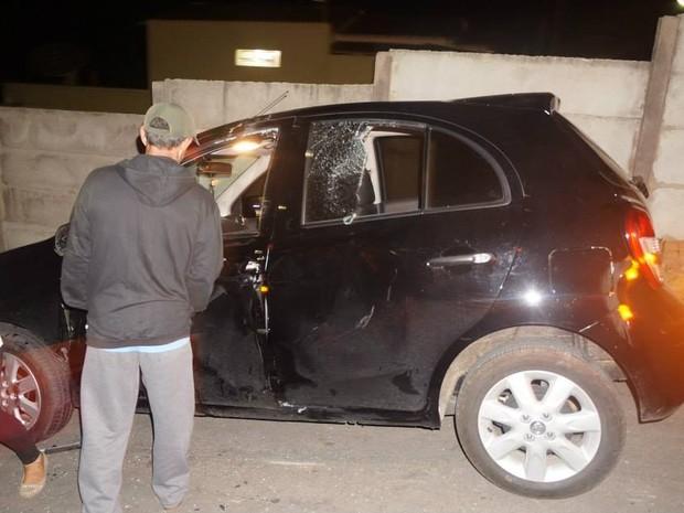 acidente carmo da mata grave (Foto: Thiago Góis/ A Notícia)