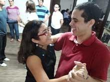 Aprenda os passos do forró, xote e baião para dançar e fazer bonito no São João (Luna Markman/G1)
