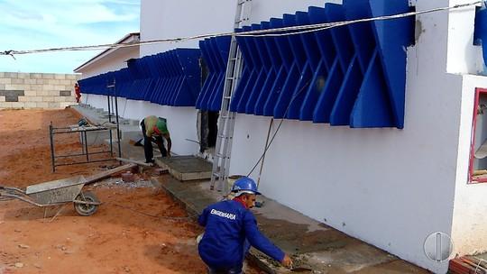 Governo pretende entregar pavilhão 3 da Penitenciária de Alcaçuz recuperado no final de abril