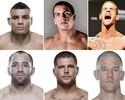 Seis lutadores têm perfis removidos do site do UFC; Três são brasileiros