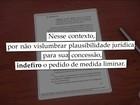 Toffoli mantém com Moro processo de Lula sobre sítio de Atibaia