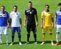 Nova camisa do Sampdoria tem chip que toca música do clube