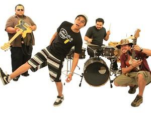 Banda se apresentou pela primeira vez fora do Brasil (Foto: Divulgação)