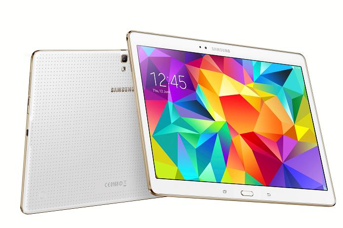 Samsung Galaxy Tab S tem vantagem nas câmeras (Foto: Divulgação)