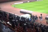Brigas e vandalismo nas ruas marcam o rebaixamento do FC Zurique