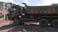 Militares do Exército realizam trabalho de limpeza no Canal do Fragoso, em Olinda