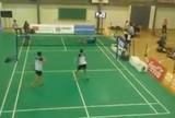Rali Badminton