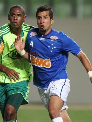 Mauricio Victorino, Cruzeiro x Palmeiras (Foto: Ramon Bitencourt / Vipcomm)