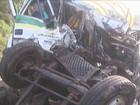 'Passei por baixo do para-choque', diz vítima de acidente com ônibus em SC