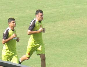 Rodolfo - treino Vasco (Foto: Fred Huber)