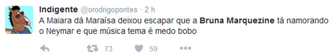 bru e neymar (Foto: twitter)