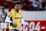 """Fábio dá bronca geral e divide culpa  em """"derrota com"""