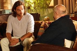 Alberto discute com avô (Foto: Divulgação/TV Globo)