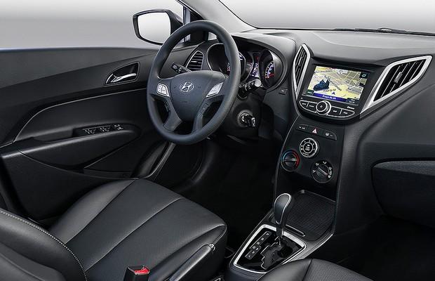 Hyundai HB20 2015 (Foto: Hyundai)