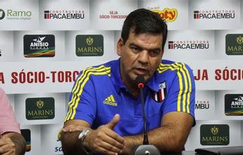 Moacir Jr explica como o Botafogo-SP está definindo lista de quem fica ou sai