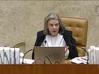 'Indulto não é instrumento de impunidade', diz presidente do STF