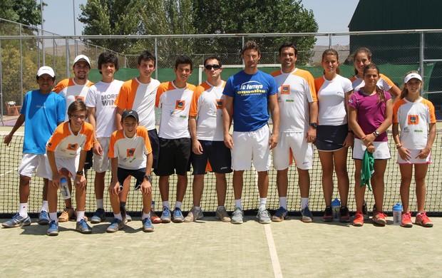 instituto tênis com juan carlos ferrero (Foto: Divulgação)
