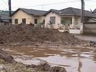 Chuva volta a castigar Zona da Mata e Região Central de Minas Gerais