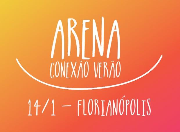 Primeira Arena do Conexão será realizada em Florianópolis (Foto: RBS TV/Divulgação)