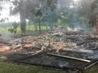 Família perde tudo em incêndio e pede ajuda  (Alex Coutinho/ Arquivo Pessoal)