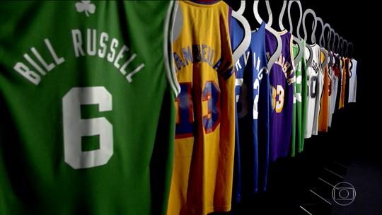 NBA70: série conta origem e primeiros craques do melhor basquete do mundo
