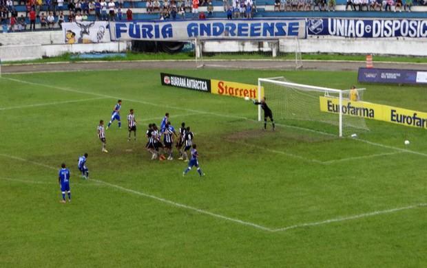 Taubaté x Botafogo se enfrentam no Joaquinzão (Foto: Taubaté/ Divulgação)