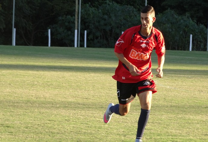 Fernandinho Tombense (Foto: Bruno Ribeiro)