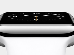Apple Watch é lançado pela Apple em evento desta terça-feira (9) (Foto: Divulgação/Apple)